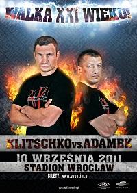 Виталий Кличко - Томаш Адамек (2011)