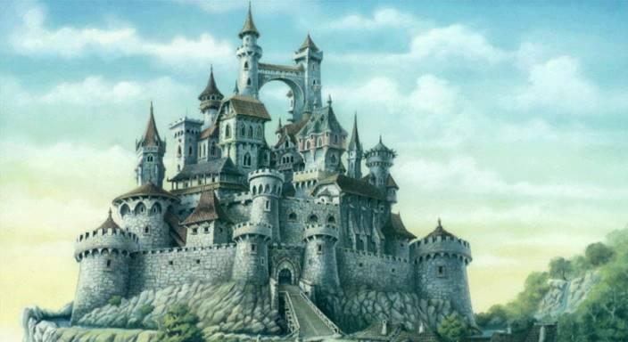 Новые приключения Принцессы на горошине - Все 7 серий (2008/DVDRip)