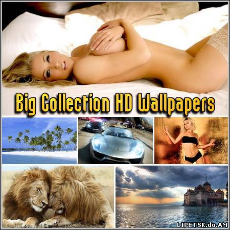 Big Collection HD Wallpapers