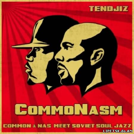 Common & Nas – CommoNasm (2012)