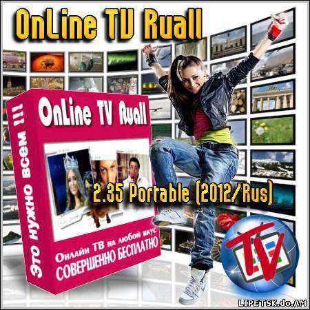 OnLine TV Ruall 2.35 Portable Rus