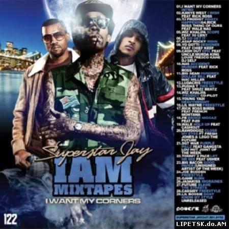 Superstar Jay – I Am Mixtapes 122 (2012)